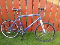 Kona custom built hybrid / commuter bike
