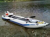 Sea eagle kayak for sale