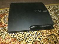 Playstation 3 10 games and 2 controllers