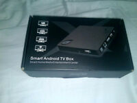 X2 ANDROID BOX 4K NEW