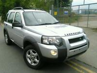 2006 Land Rover FREELANCER TD4 Automatic LEATHER Low 69k Genuine mileage