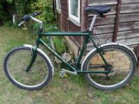 "Mountain urban bike 26"" in fully working order"