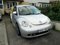 Vw beetle 1.8 turbo modified long mot