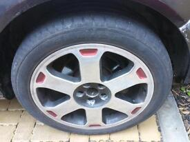 "Alloy wheels 17"" audi volkswagen"
