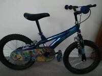 Skylanders boys bike , great condition suit aged 4-7