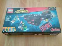Brand New LEGO Marvel Super Heroes: Iron Skull Sub Attack 76048 - £20