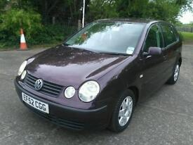 VW POLO 1.2 auto 5door HPI CLEAR automatic