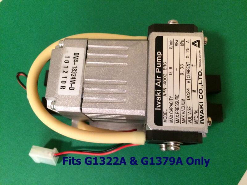 G1322-60000 Vacuum Degasser Pump, Agilent HP. For: G1322A & G1379A HPLC REFURB