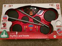 Rhythm and beats ELC drums Toy