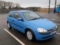 Very reliable, 2002 corsa 1.2 club. August 2017 not, no advisory's.