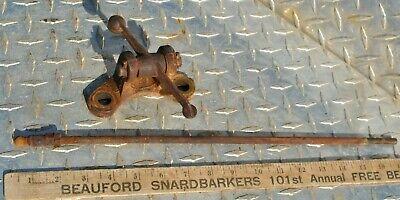 Original Fairbanks Morse Zc 3 Hp Hit Miss Gas Engine Rocker Arm And Push Rod