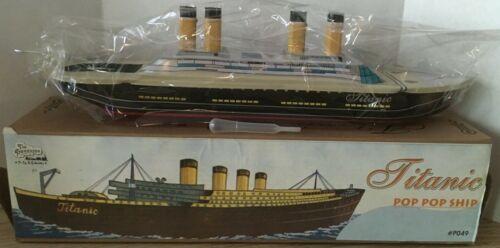 TITANIC Pop Pop Ship