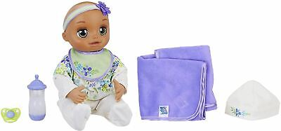 Baby Alive Real As Can Be Brunette Interactive Doll