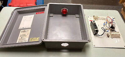 Robroy Industries Control Panel Enclosure Rj1210hpl Type 4x Free Shipping