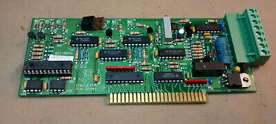 Itw Gema Circuit Board Pn 122481 Bci-9824 24v - Fast Shipping