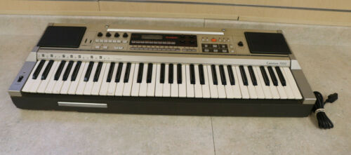 Vintage Casio Casiotone 7000 Electronic Keyboard w/ Power Cord *LOOK*