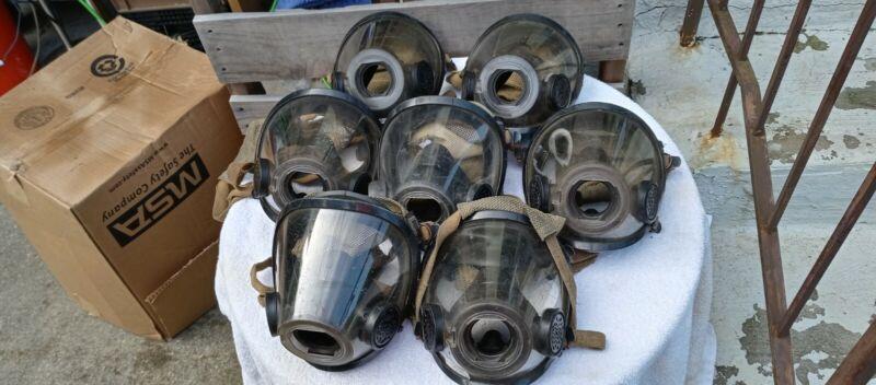 SCOTT AV-3000 Full Facepiece Mask  MEDIUM, domestic  shipping  included
