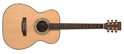 Zager EZ-Play ZAD900 OM Size Acoustic Guitar
