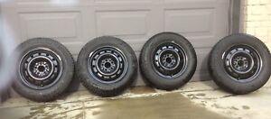 Snow tires! Michelin X-Ice on winter rims! All new!