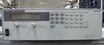 Agilent Hp 6673a 35v 60a 2000w Dc System Power Supply Tr
