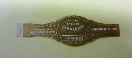 Cigar Bands on Sale: 1920-1950 OLD HABANA VITOLAS, set of 25 Similar – S011