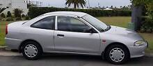 2000 Mitsubishi Lancer Coupe Hope Island Gold Coast North Preview