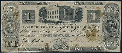 Obsolete  1 00  Bank Of South Carolina  Bq9201