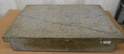Granite Surface Plate 120719 C Grade 36 X 24 X 6 2ledge
