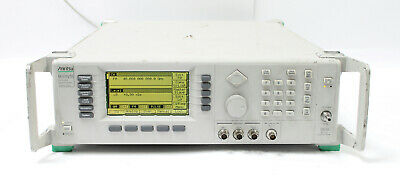Anritsu 68369anv 10 Mhz To 40 Ghz Synthesized Signal Generator W Opts 2b 11