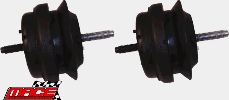 PAIR OF STANDARD ENGINE MOUNTS FOR HOLDEN CREWMAN VY VZ LS1 L76 L98 5.7L 6.0L V8