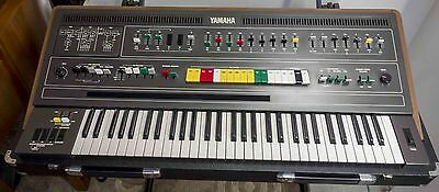 Vintage 1970's Yamaha CS-60 SYNTHESIZER - Analog Polyphonic Excellent Condition
