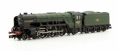 GRAHAM FARISH N 372-387 'SUN CHARIOT' BR GREEN CLASS A2 LOCOMOTIVE 60527 *NEW*