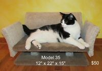 New! Lounge bed for cats or small dogs.