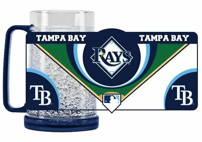 Rays Mug - Tampa Bay Rays Mug Freezer Crystal Fun Duckhouse MLB
