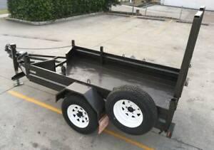 Dingo 1.8 tonne single axle trailer Darra Brisbane South West Preview
