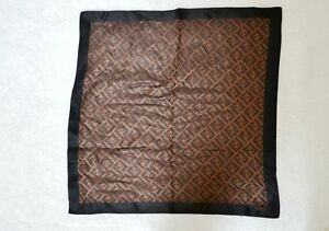 Assorted FENDI scarves for sale! 3 different styles available! Windsor Region Ontario image 2