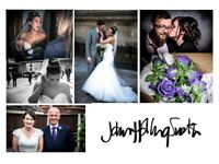 Unique wedding photography from top professional starting at £300