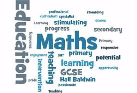 GCSE Key stage 3 and 4 Maths tuition Qualified Tutor