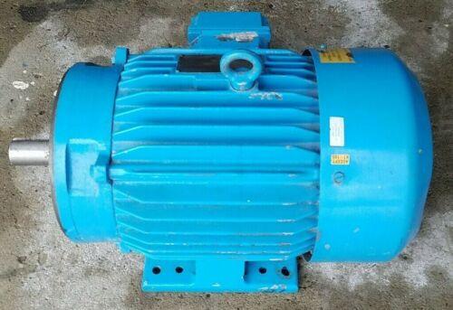 "Elektrim Electric Motor 213T 7.5 HP 1750 RPM 230/460 VAC 3 PH TEFC 1 3/8"" Shaft"