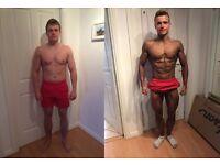 12 Weeks Body Transformation! Men & Women Personal Trainer Edinburgh