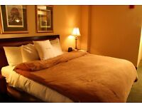 SHORT STAY double room to rent (Ladies only)