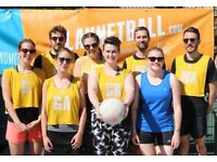 Beginners Netball Training Course For Adults