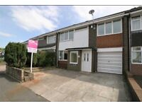 Three Bed Home For Rent - Very Spacious - With Drive & Garage