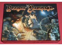 'Dragon Rampage' Board Game