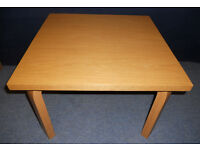 Oak Effect Coffee Table - Very Sturdy