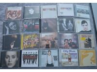 70 CDs AND A LOAD OF CD SINGLES all originals (SEE ALL PHOTOS)