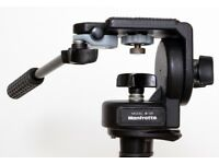 Manfrotto 128 Fluid Video Head.