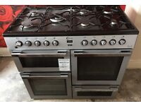 Free standing oven gas hob electric oven one year old kept in good working order and clean