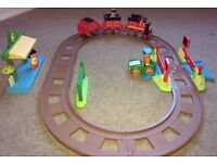 ELC/ Early Learning Centre Happyland Train Set