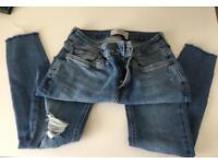 Ladies size 4 and Girls age 10 Jeans
